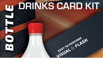 Drinks Card Kit - Astonishing Bottle