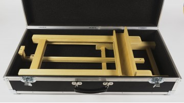 The Easel Flightcase