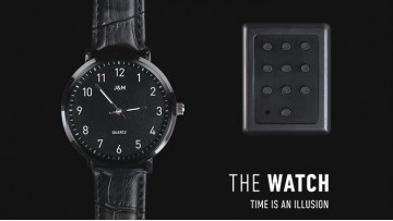 The Watch 2.0 (pre-order - September  2021 delivery)