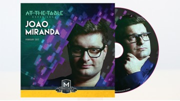 DVD At the Table - João Miranda