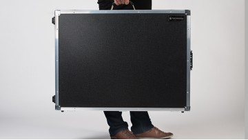 Flightcase for Lynx Whiteboard